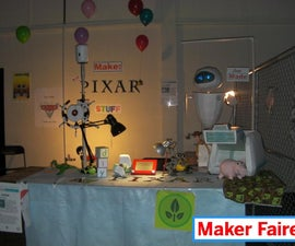 Your Own Booth at the Maker Faire