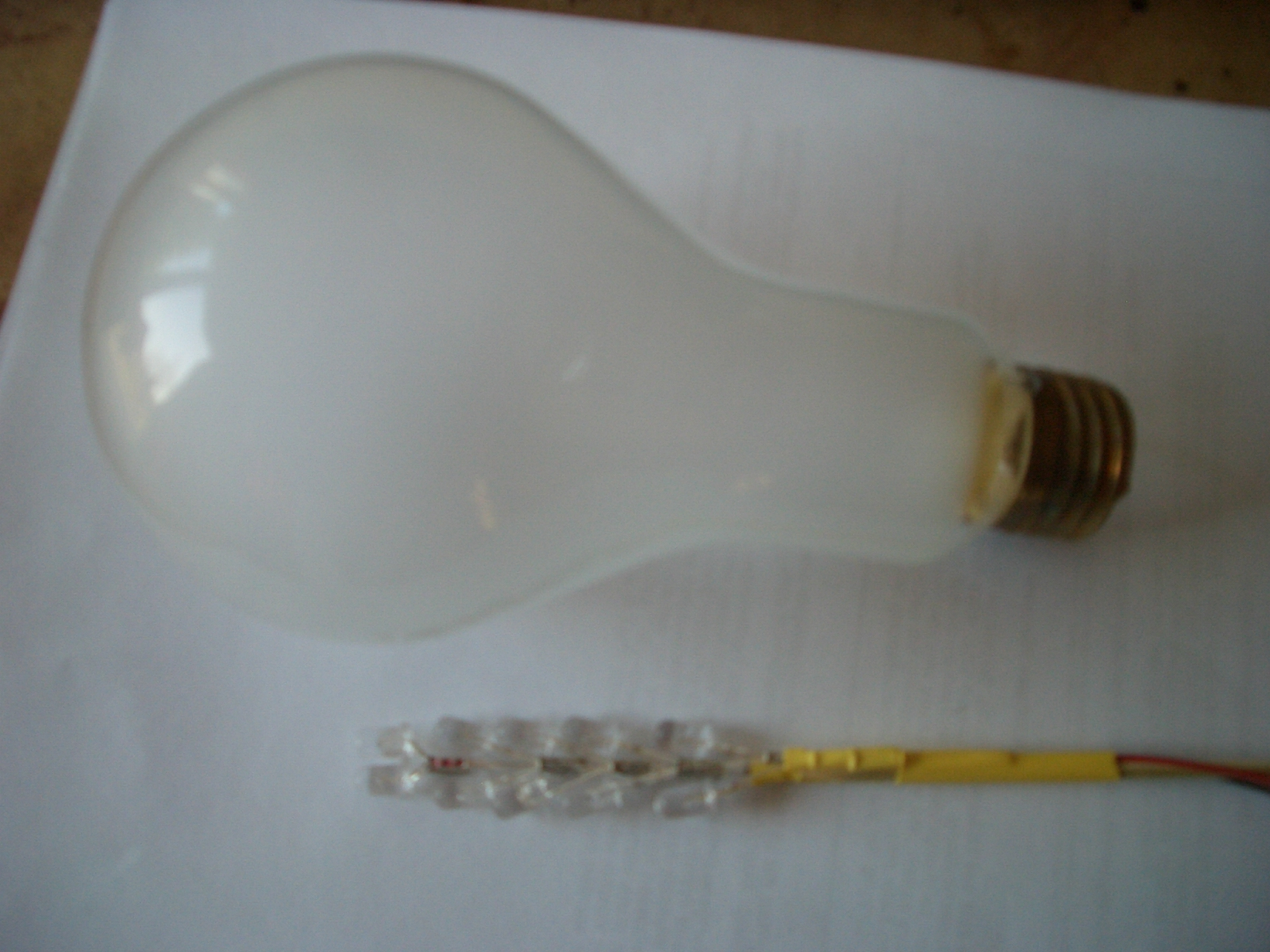 Picture of Preparing the Bulb