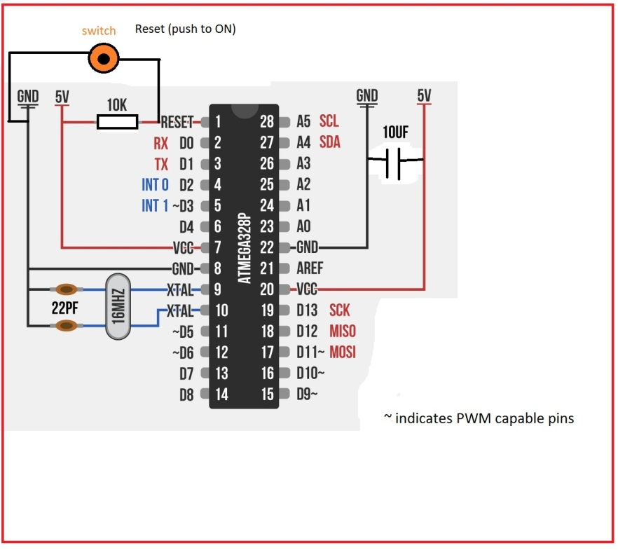 Picture of Control Circuit
