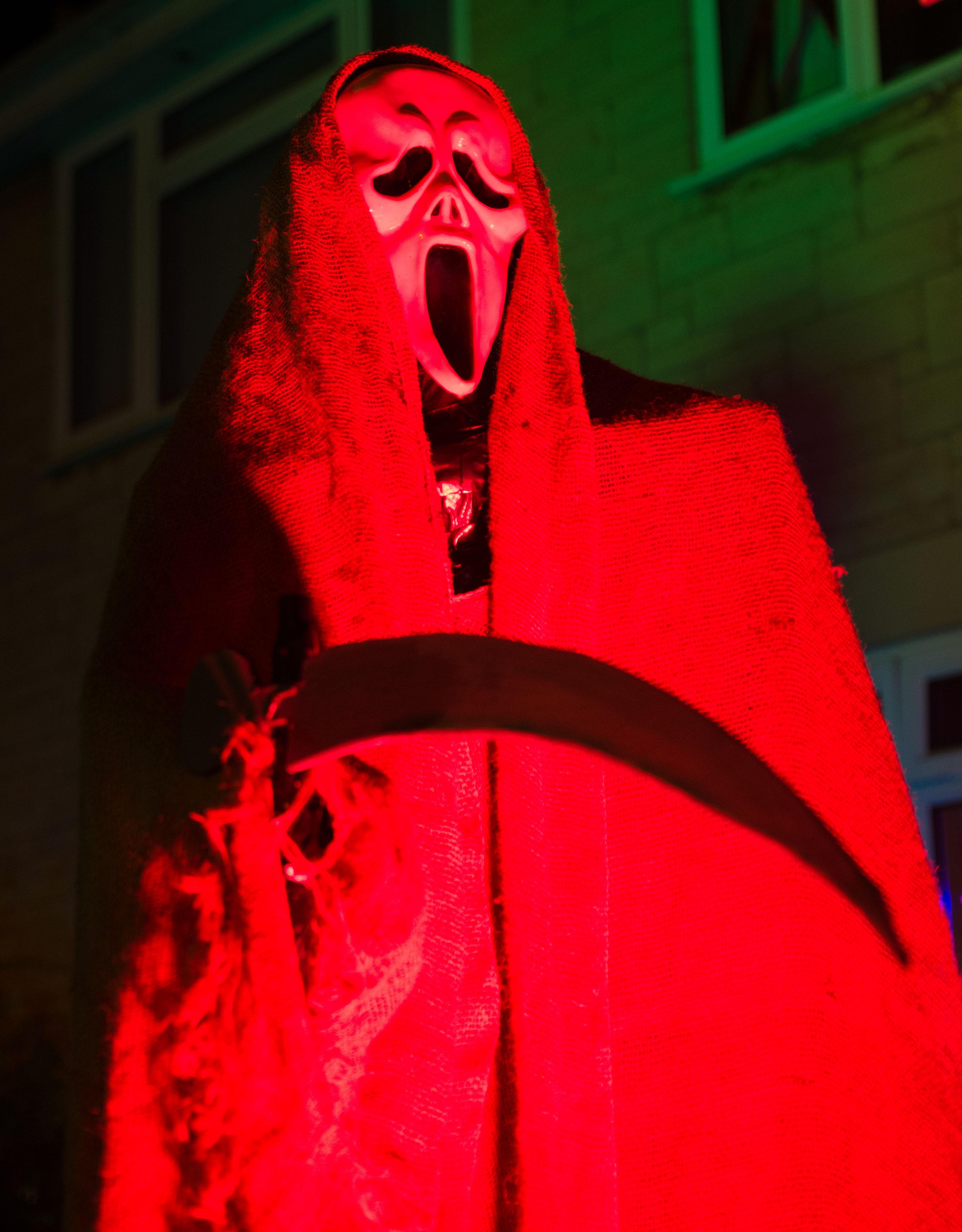 Picture of Spooky Grim Reaper!