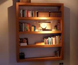 Bookshelf (Design by Strooom)
