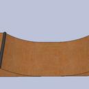 A Google Sketchup Skatepark