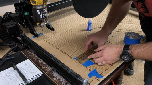CNCing on the X-Carve!