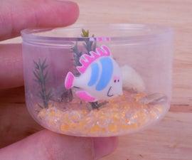 Diy Miniature Fish Bowl