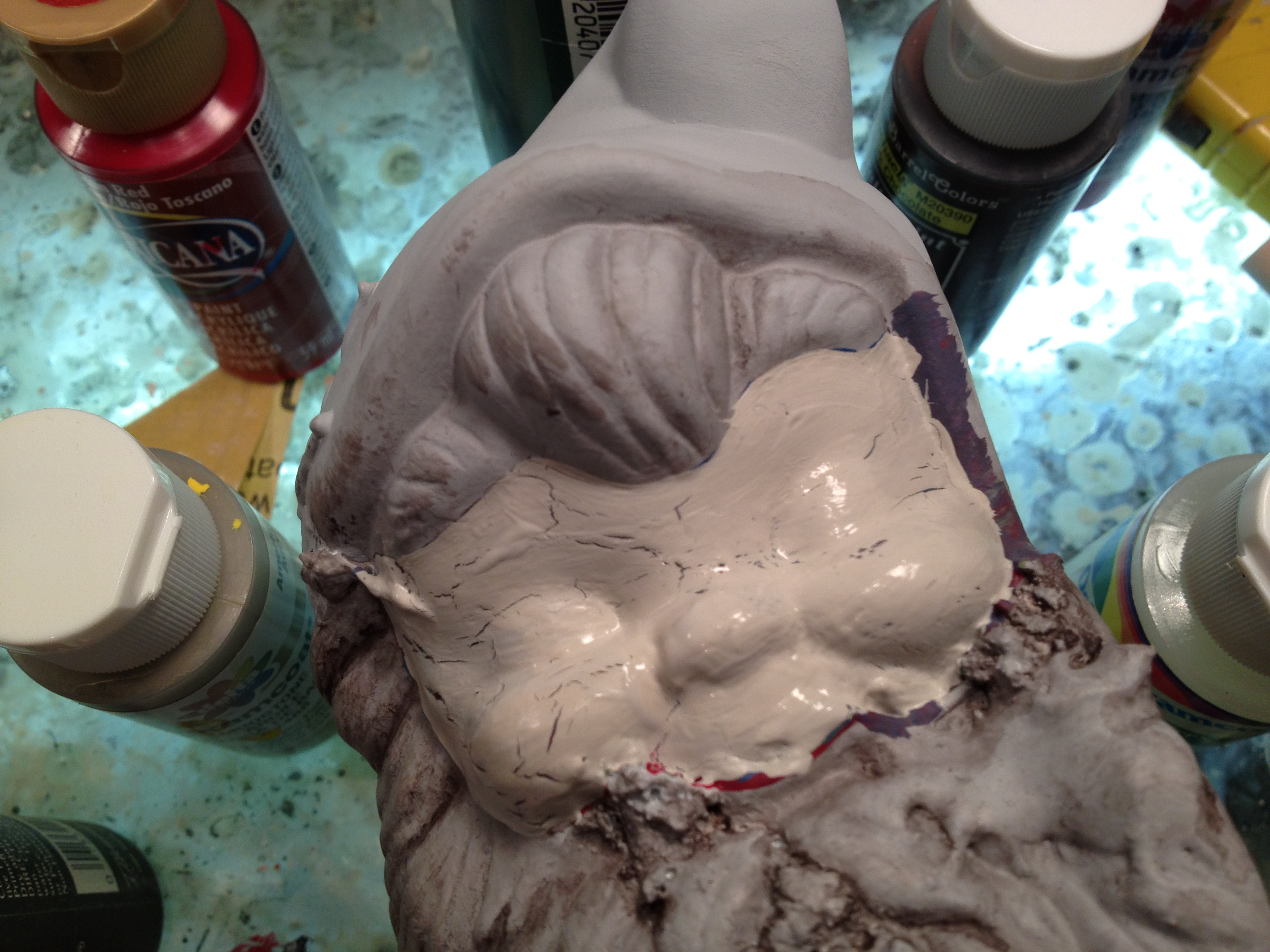 Picture of Painting- Step 2 (skin)