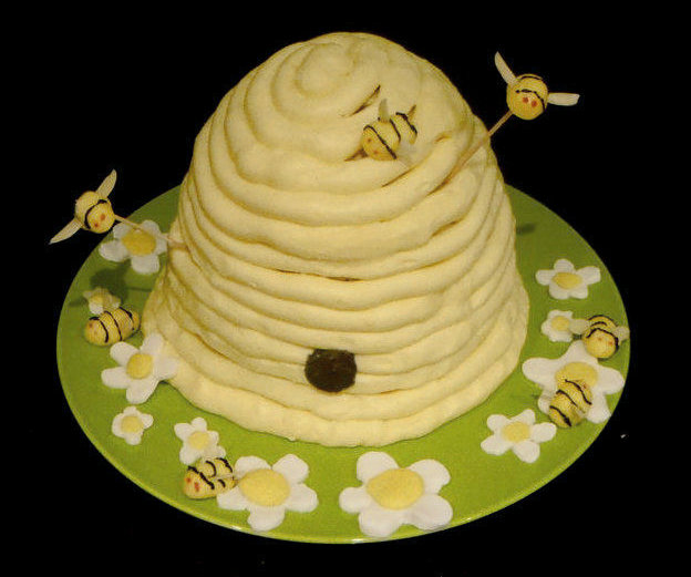 Picture of Beehive Cake