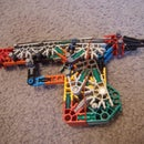 A few random k'nex concepts, guns, etc.