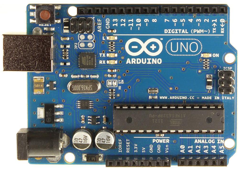Picture of Arduino UNO - Sound Board