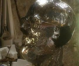 Custom Head Base for Mask Making
