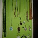 How to make esthetic jewelery storage