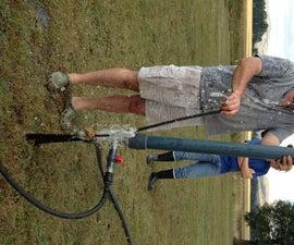 Water Ram Pump - Free Pumping Using the Power of Pressure