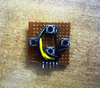 D-Pad Button Sheild