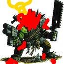 Warhammer 40k Ork Key ring!