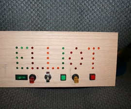 """LED """"Name"""" Switch Toy for Toddler"""