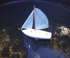 Self-Sailing Yacht
