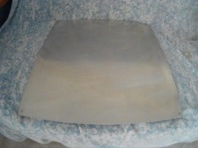 The Aluminium Heat Bed