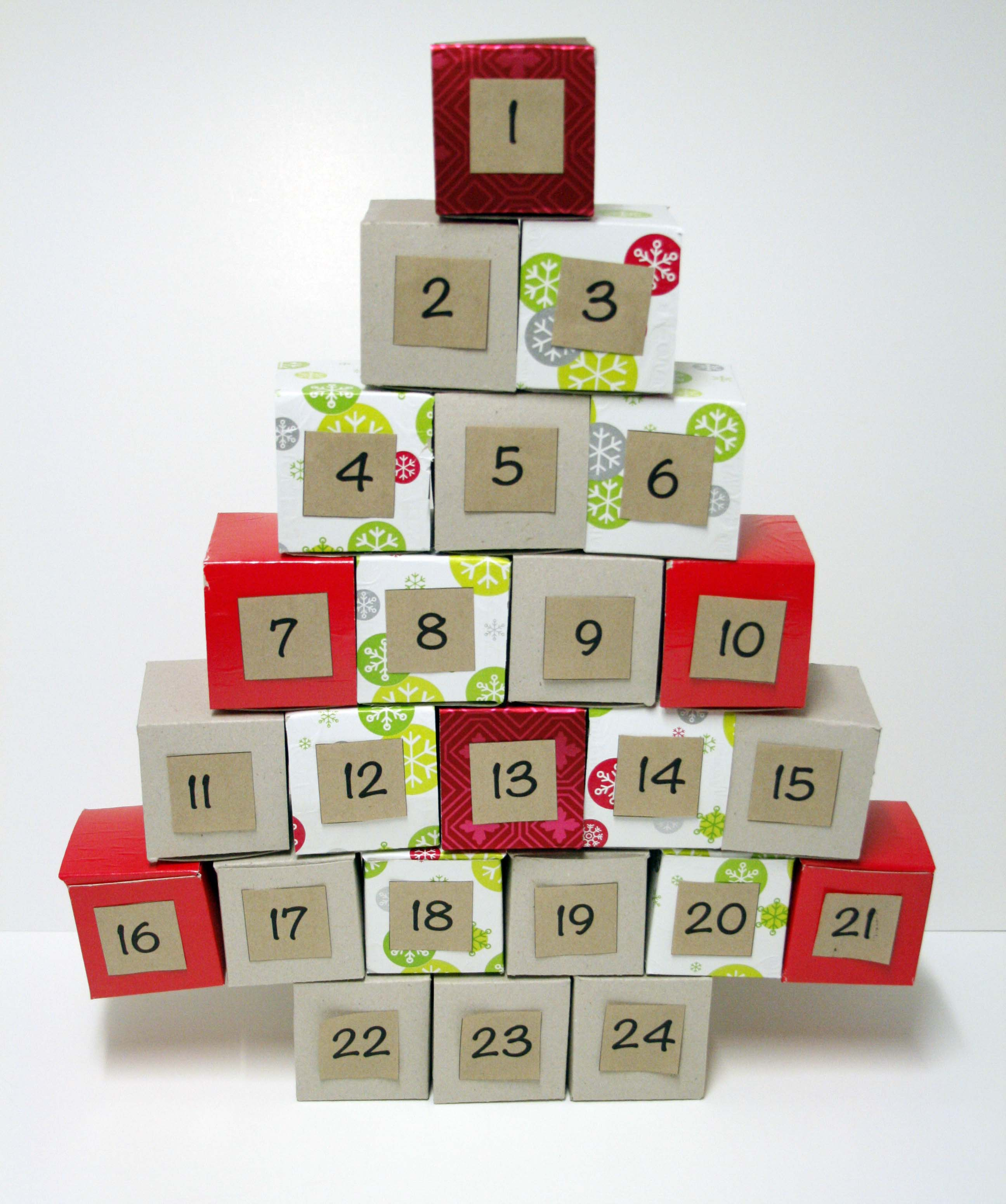 Picture of Makedo Advent Calendar