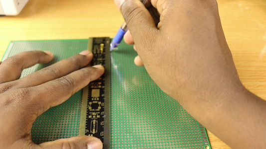 Soldering the Components