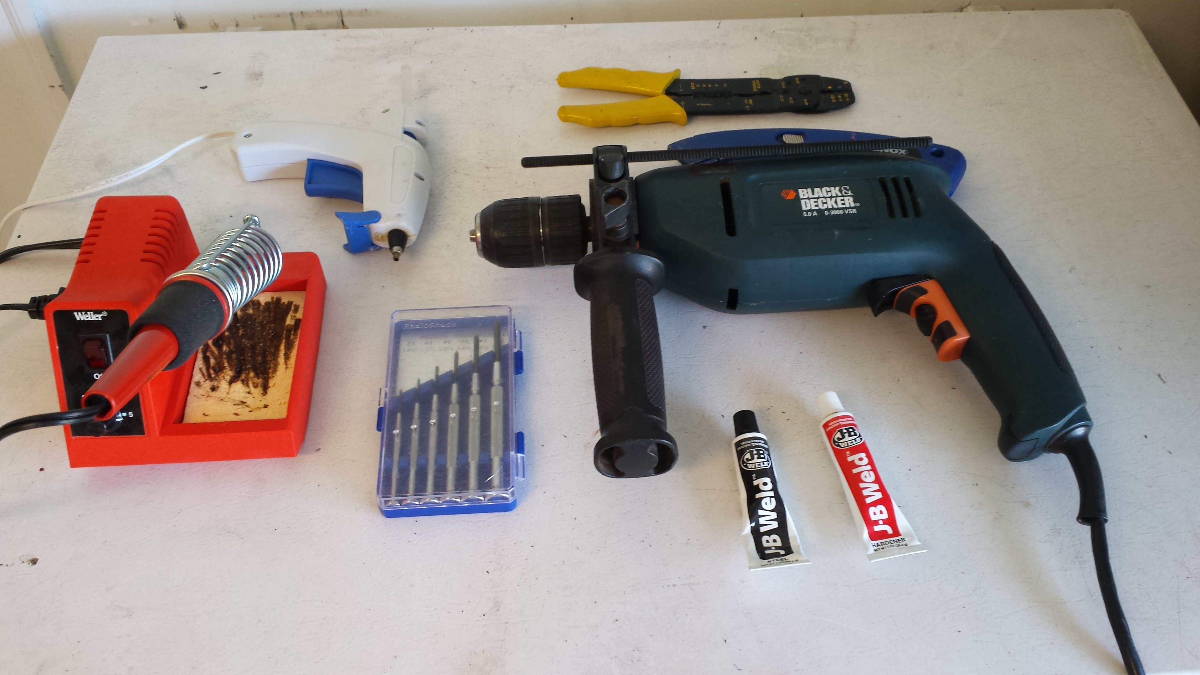 Picture of Tools & Supplies