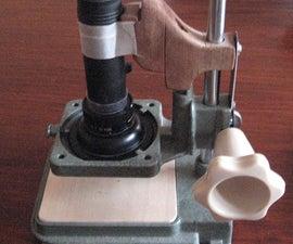 Build a microscope!