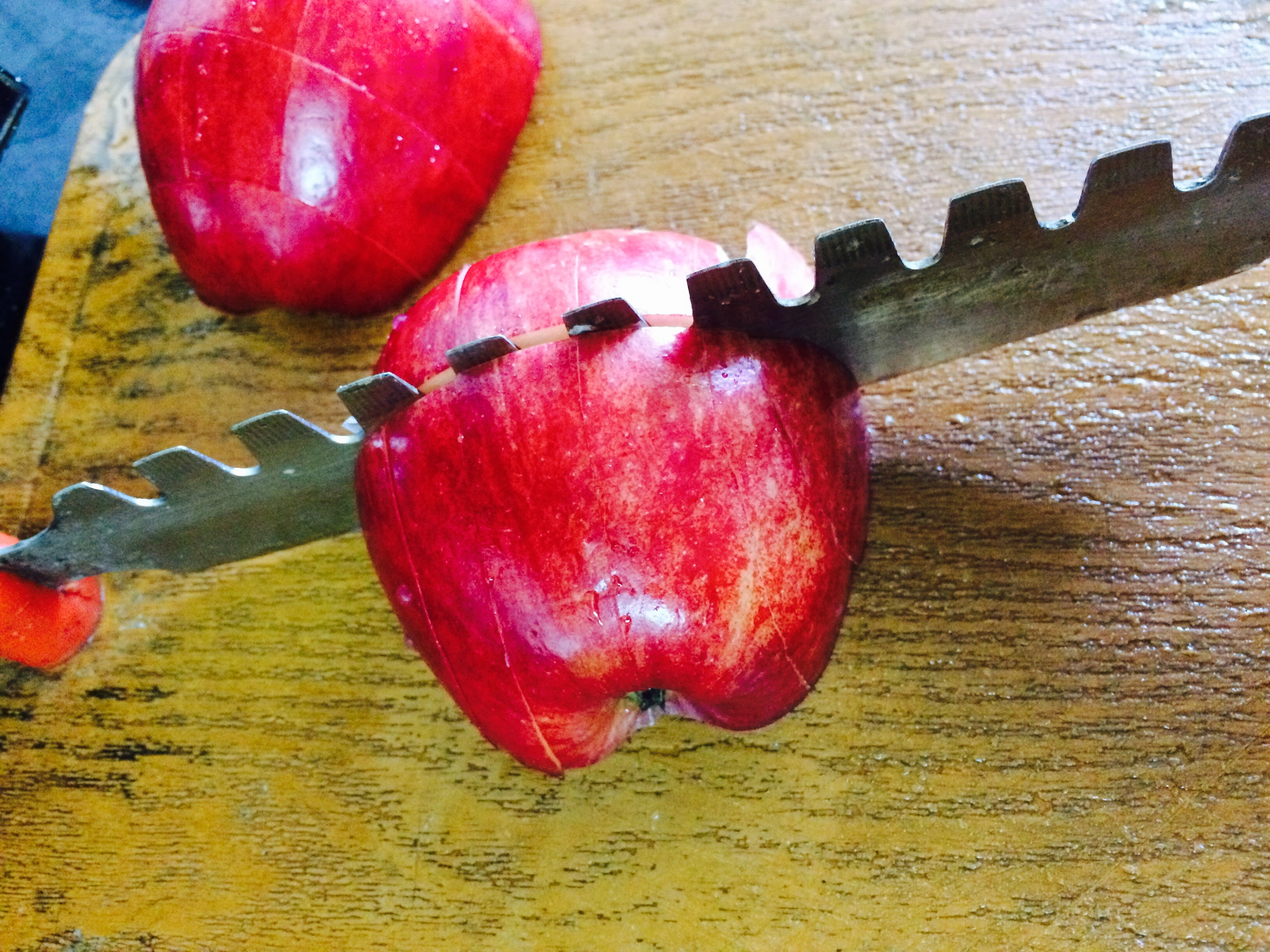 Picture of Chop the Fruits