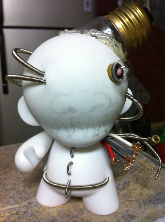 Picture of Bass Head!!!