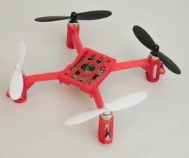 Super Light Quadcopter