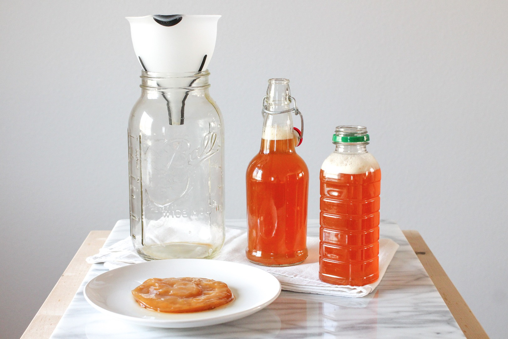 Picture of How to Brew Kombucha at Home