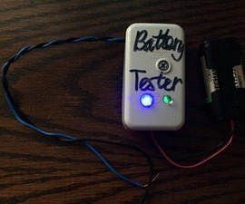 Rechargeable Battery Tester