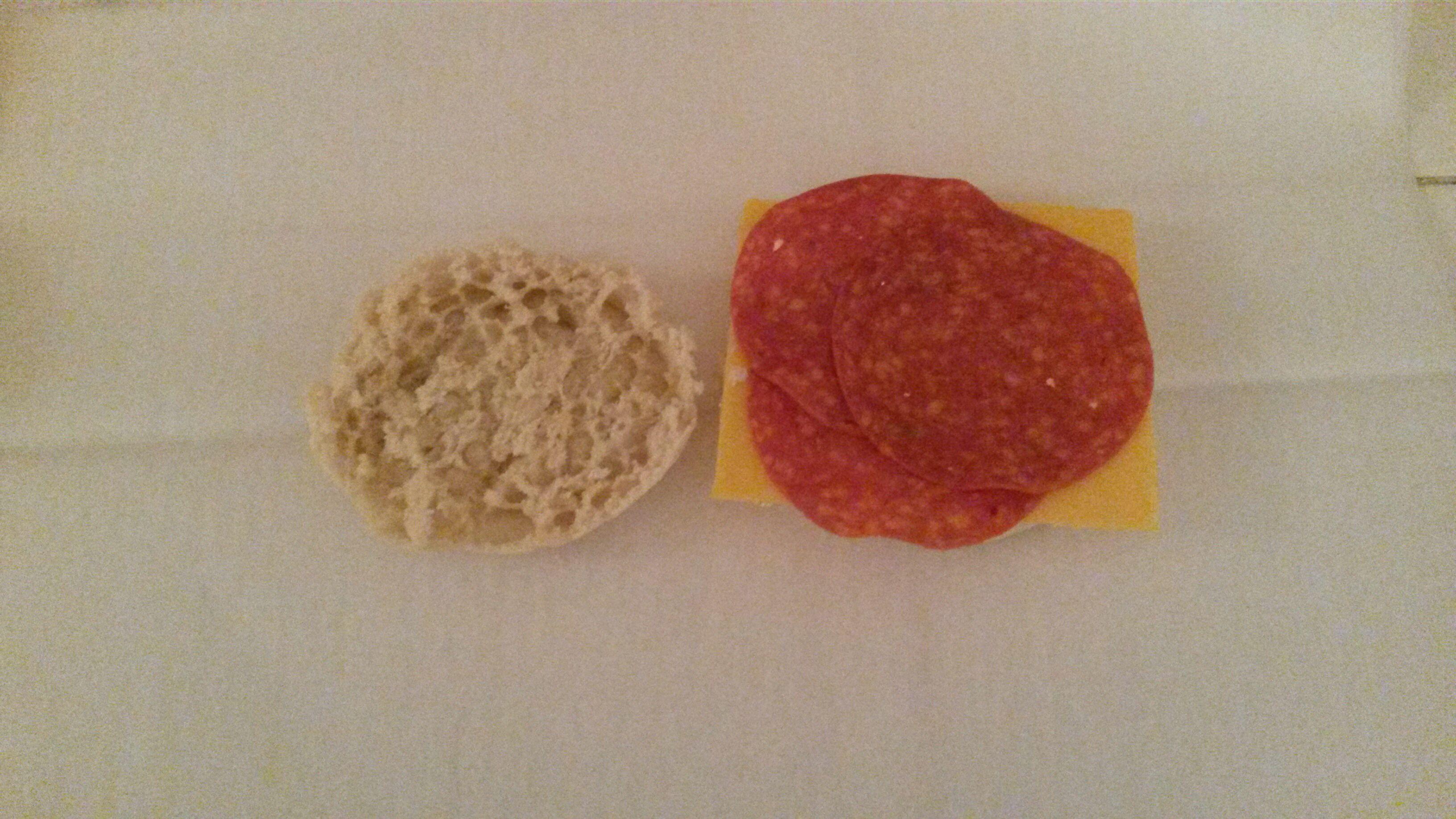 Picture of Sandwich Composition 101