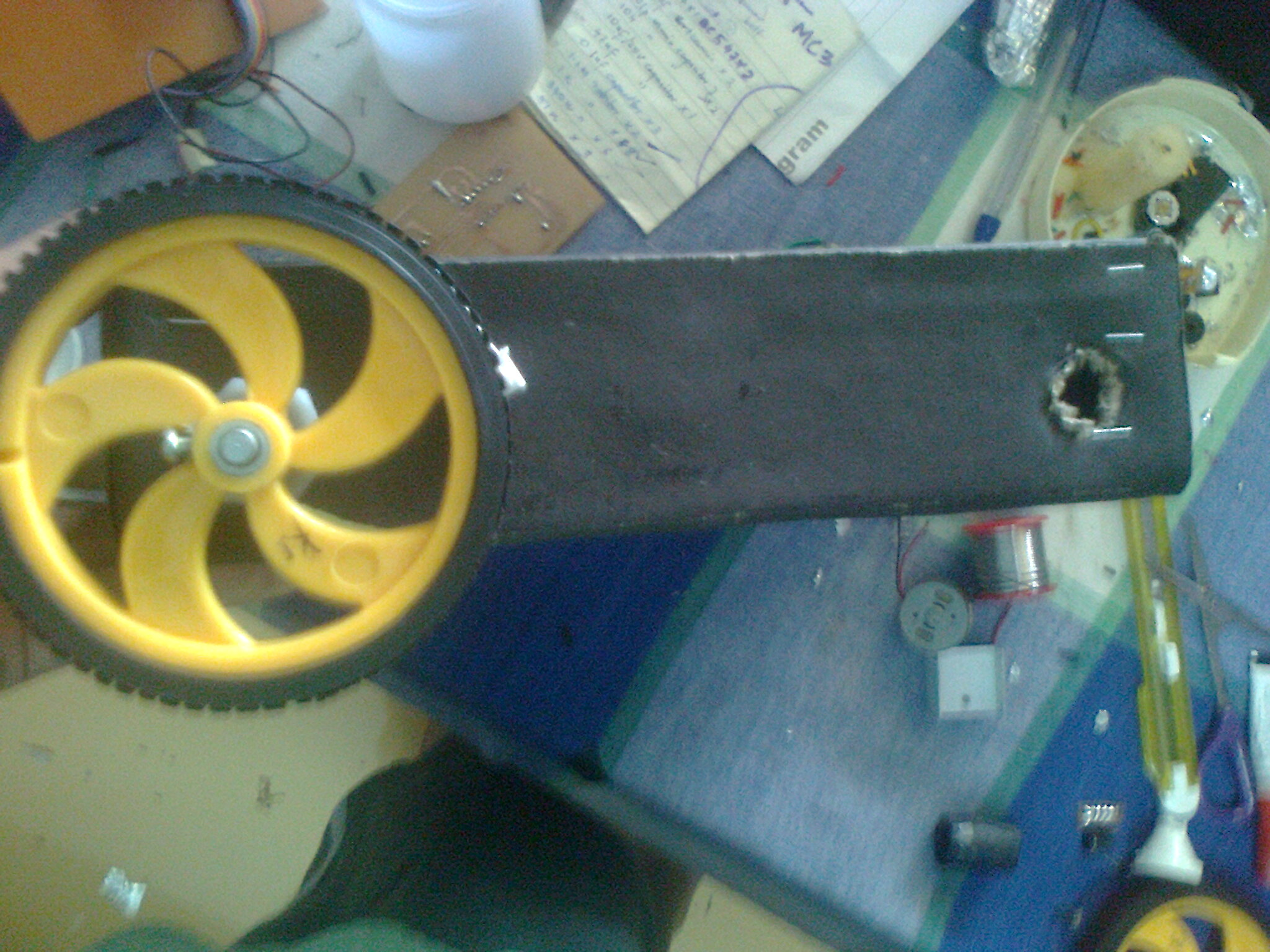Picture of DIY Car Chasis