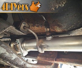 How to Install a Weld in O2 Sensor Exhaust Bung