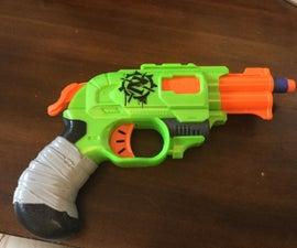 Nerf Bullet Mod