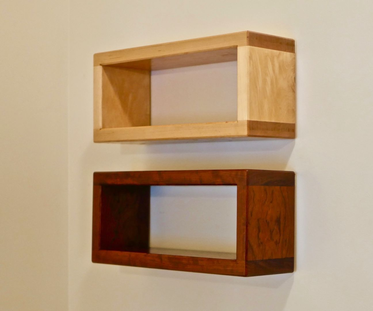 How To Build Diy Floating Shelf With Invisible Hardware 10