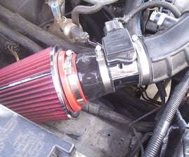 Add Horsepower and Save Gas With a Performance Filter System
