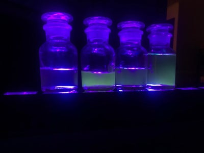 Dilute the Quantum Dots