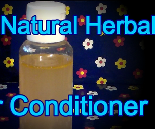 All-Natural Conditioner