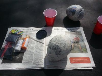 Planet LittleBit49 & Sun