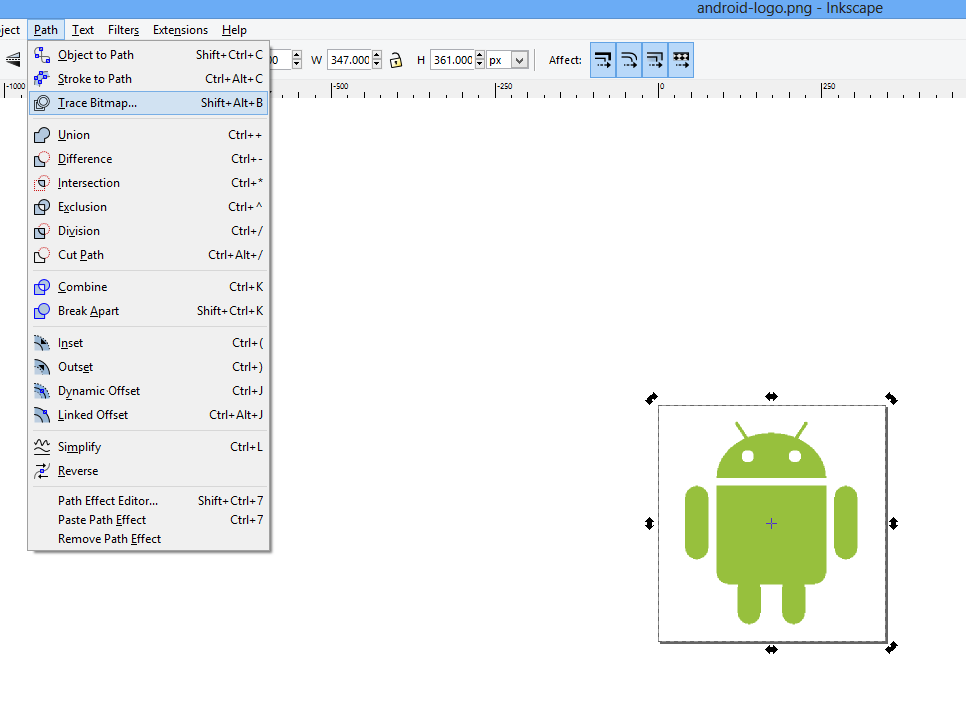 Picture of Convert Image to SVG