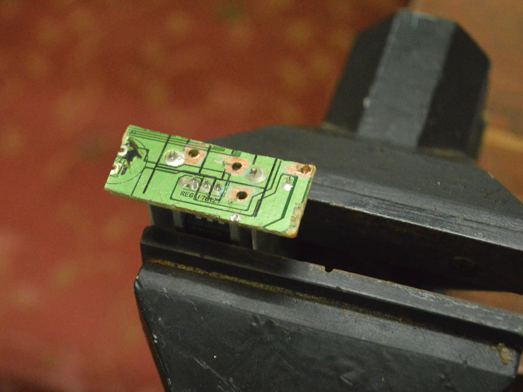 Picture of Breakout Boards- Soldering Component & Header Pins
