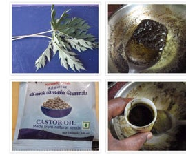 Home Remedy : Papaya Leaf Oinment for Muscle Pain and Twisted Joints