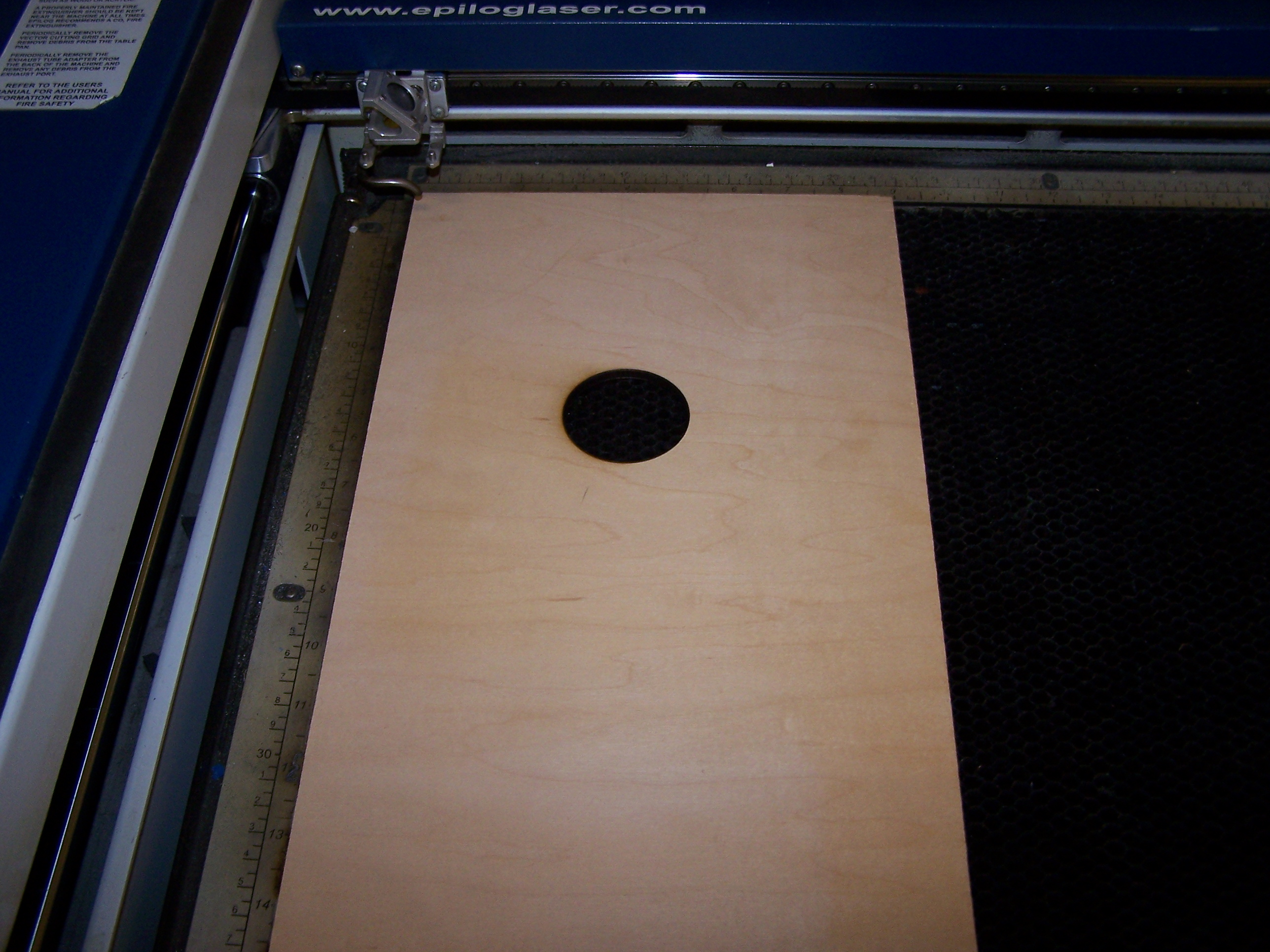 Picture of Create Positioning Fixture