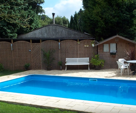 How to Dig Your Own Swimming Pool