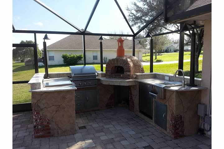 Picture of How to Build an Outdoor Kitchen