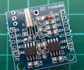 Using DS1307 and DS3231 Real-time Clock Modules With Arduino