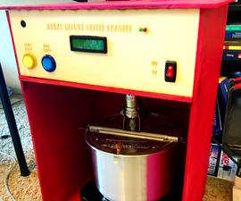 Semi-automated Coffee Roaster