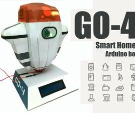 GO-4 Smart Home Arduino Bot