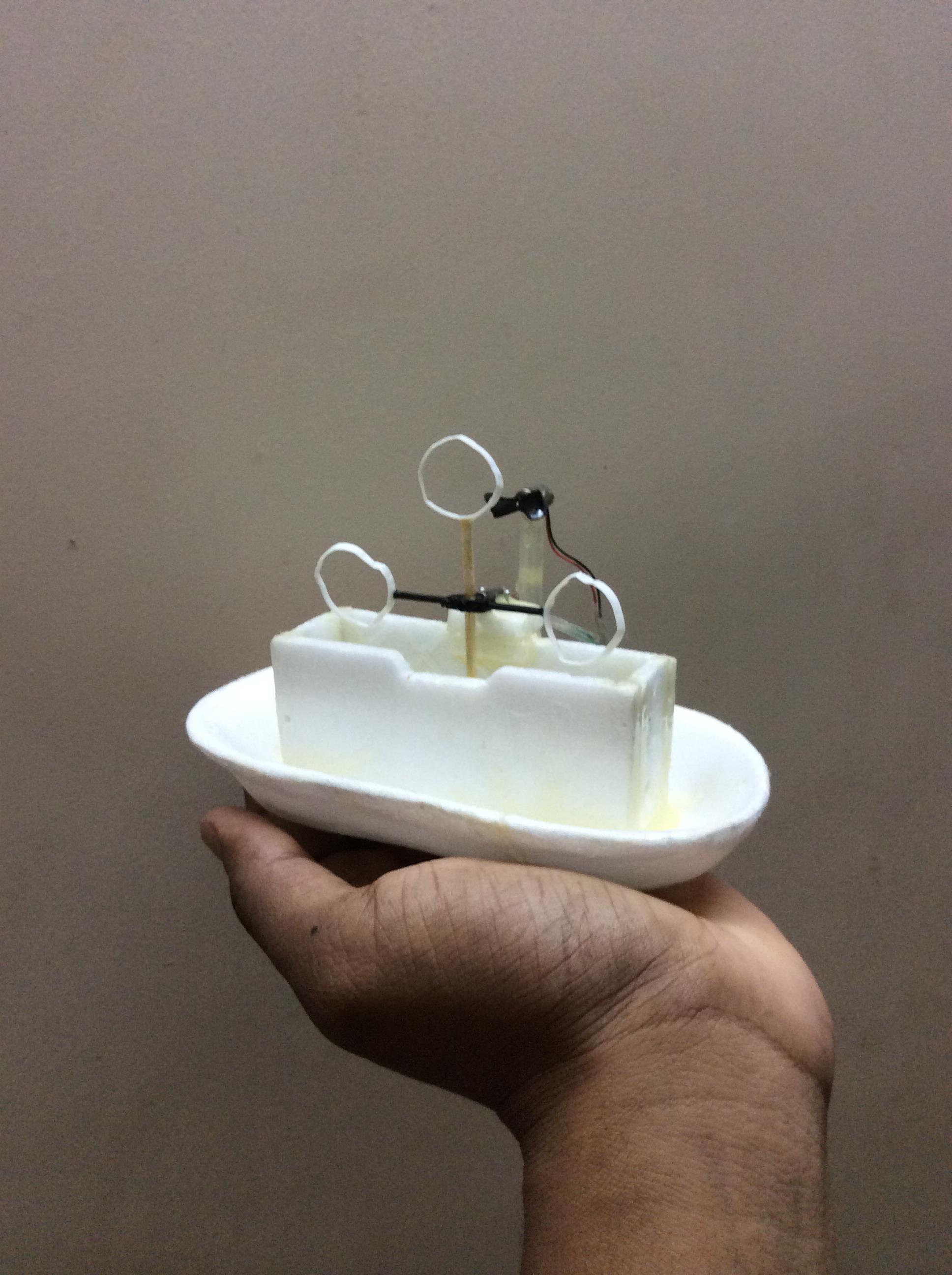 Picture of World's Smallest Bubble Machine