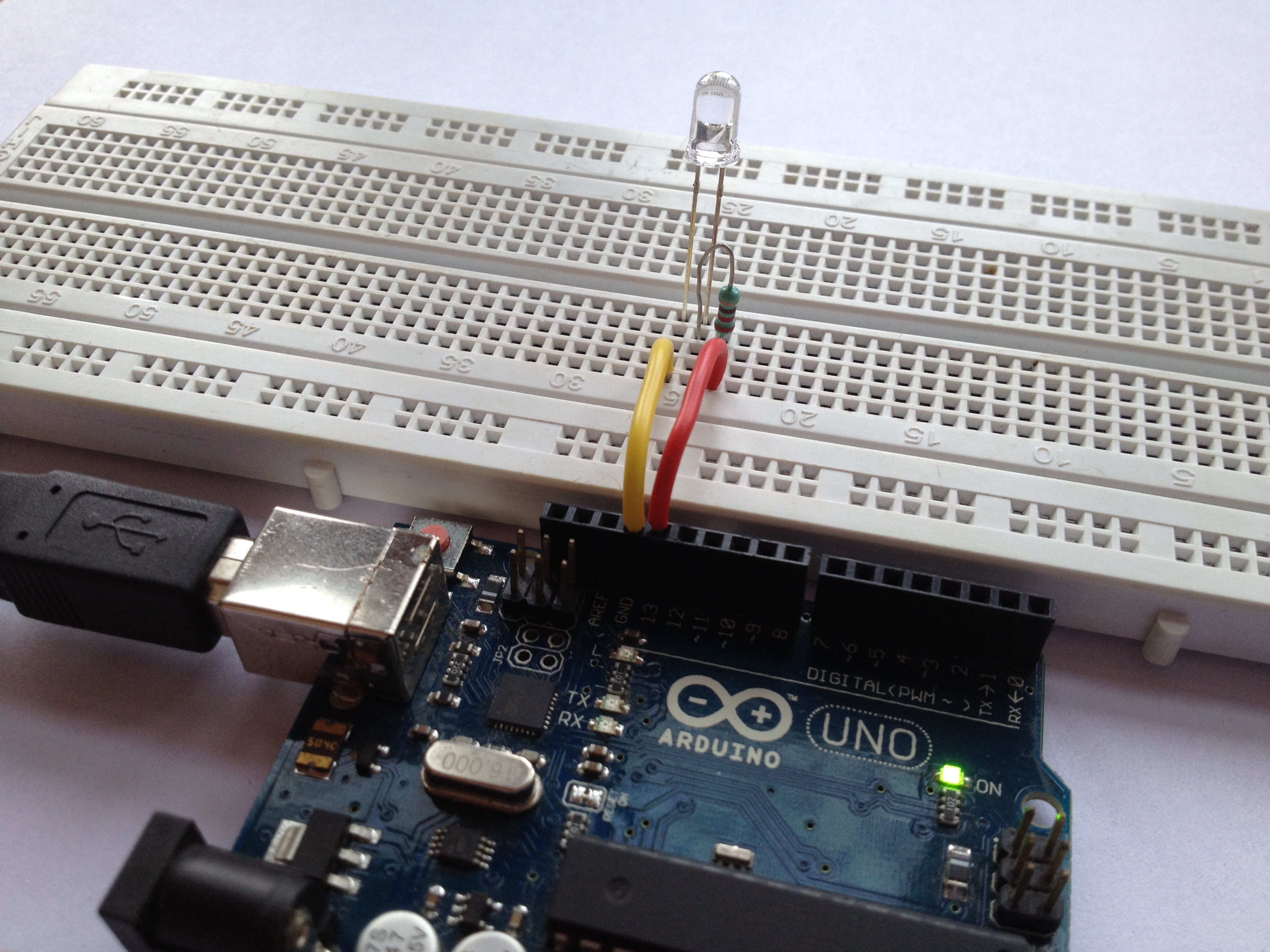 Picture of Getting Started With Arduino : Blink