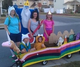 Ultimate Adventure Time Halloween!